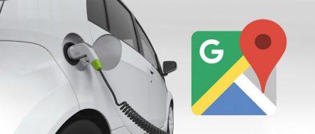 Google Mapy nově zobrazují dobíjecí stanice elektromobilů