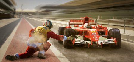 Jezdci Formule 1 si osedlají simulátor místo reálných strojů. Na vině je opět koronavirus.