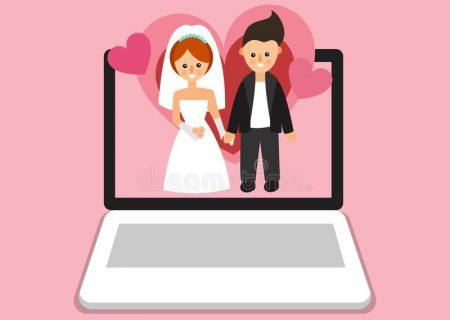 Láska přes internet? Což takhle svatba přes internet v New Yorku?