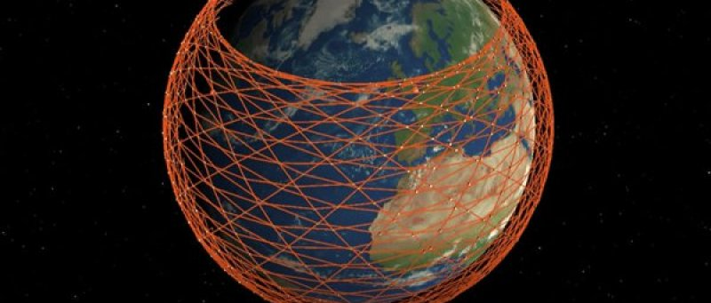 Na oběžné dráze je 1% procento ze sítě Starlinků
