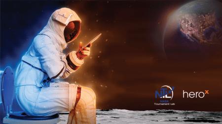 Jaký bude první záchod na Měsíci? NASA vyhlásila soutěž o milion.