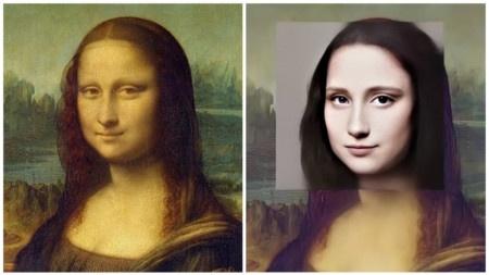 Umělá inteligence oživila slavné obrazy. Jak vypadala Mona Lisa ve skutečnosti?