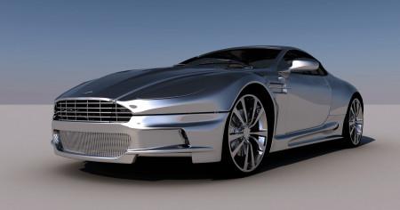 Aston Martin vyrobil herní simulátor, který považuje za umělecké dílo