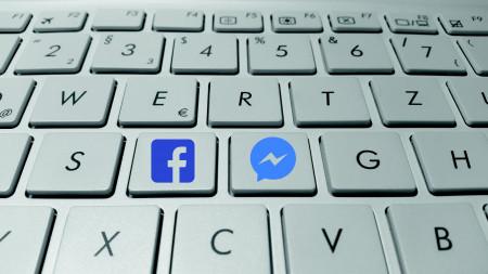 Messenger omezí přeposílání zpráv, aby nás ochránil před spamem.