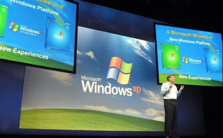 Vůbec poprvé unikl zdrojový kód Windows XP. Je zde podobnost s Mac OS X.