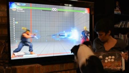 Pes zneškodnil ve videohře protivníka nejsložitějším úderem