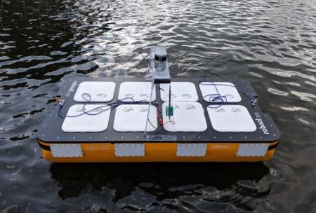 MIT má plně autonomní lodě schopné přepravit i lidskou posádku