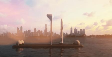 Z New Yorku do Šanghaje za 40 minut? Elon slíbil Pentagonu vysokorychlostní vesmírnou raketu pro pozemní dopravu.