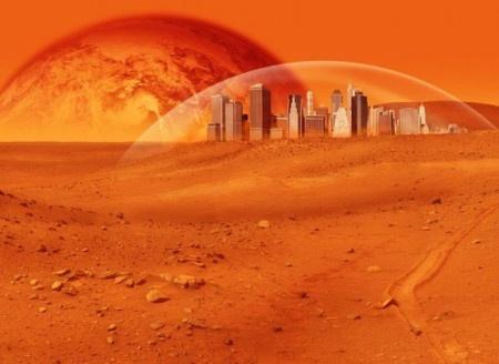 Podle Elona Muska bude v roce 2050 na Marsu milion lidí