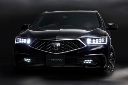 Honda má autonomní vůz vyšší úrovně než Tesla