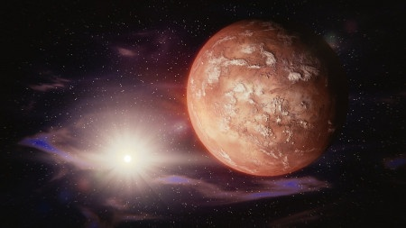 Elon Musk chce jadernou hlavicí odstřelit póly Marsu, aby vznikla atmosféra