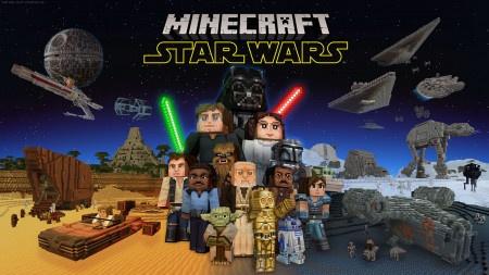 Minecraft přichází s novým Star Wars DLC