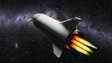 SpaceX již má loď pro cestu na Mars, test bude příští týden
