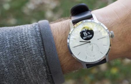Chytré hodinky se již nevybijí, budou nabíjeny pohybem ruky