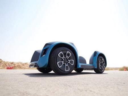 REE Automative vyvinul neutrální platformu pro elektromobily