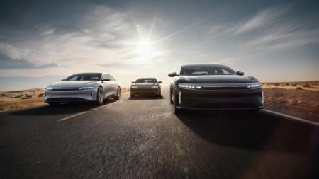 Tesla má konkurenci, Lucid na jaře uvede Lucid Air