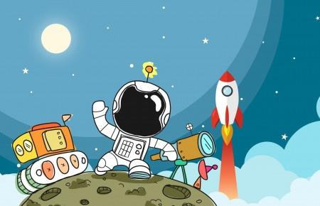 NASA určila priority pro první obyvatele Měsíce, co bude jejich každodenní činnost