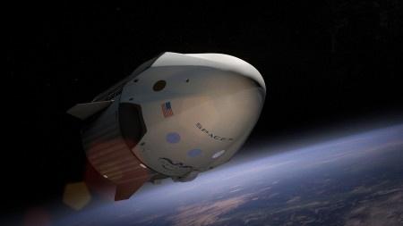 SpaceX dostalo certifikaci pro přepravu lidí do vesmíru