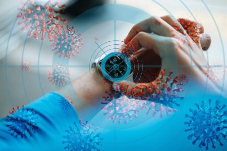 Běžné chytré hodinky odhalí koronavirus o týden dříve než test, prokázali vědci