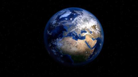 Muž se pokusil potvrdit, že je Země placatá – udělal Aristoteles chybu?