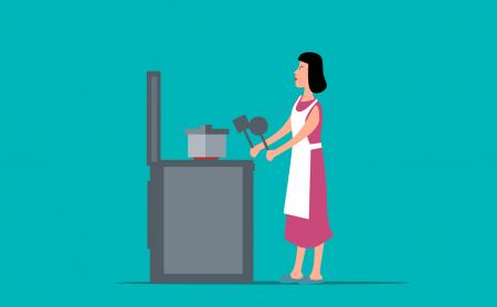 Nový robot od Samsungu vám prostře stůl i umyje nádobí jako správná hospodyńka