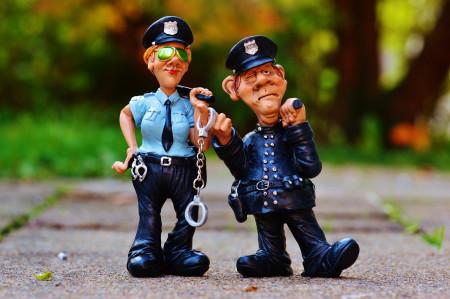 Spot se stal novým strážníkem Newyorské policie