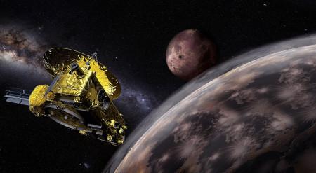 Živý přenos přistání unikátní sondy Perseverance na Marsu