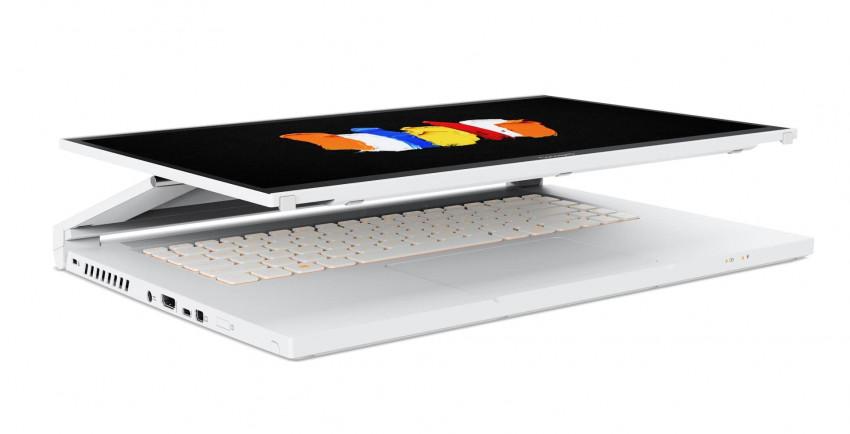 Acer ConceptD 3 Ezel – elegán v každém detailu