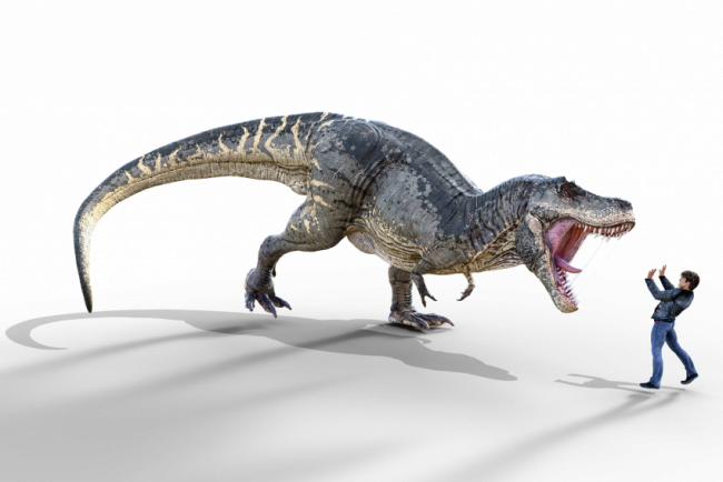 Elon Musk si umí oživit dinosaury, plánuje vlastní Jurský park?