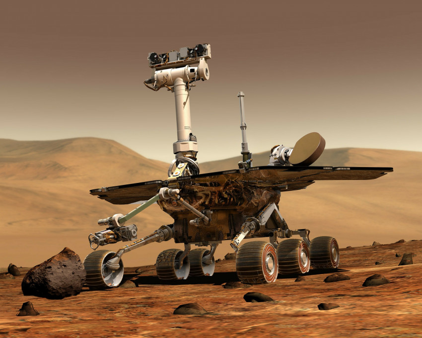 Na Marsu se ode dneška létá, nyní se NASA chystá zaletět na Titan