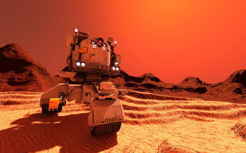 Jak se bude bydlet a zahradničit na Marsu, na Hawaji již testují první prototyp