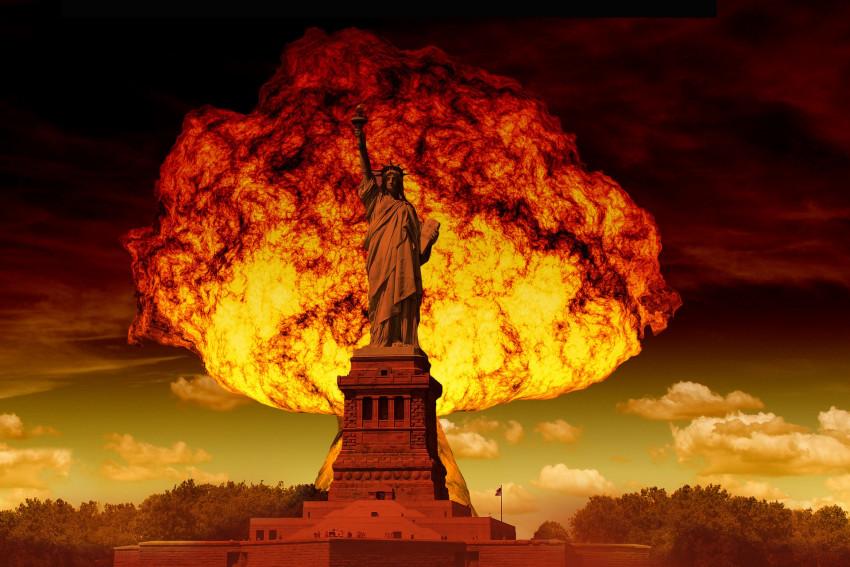 USA vyhlásí bojovou pohotovost pro bombardéry s jadernými hlavicemi, Rusko chce odpovědět