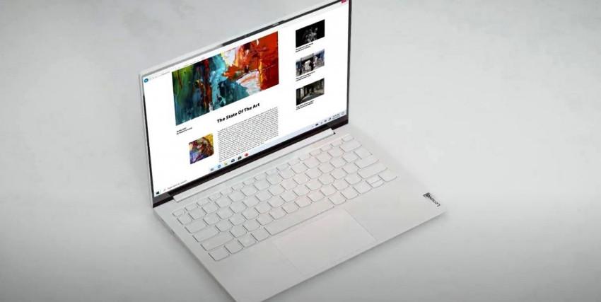 Dobré parametry jako standard, nový notebook nezklame