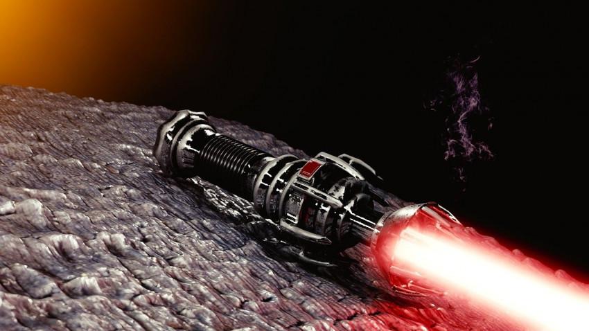 Disney představí skutečný světelný meč během představení na galaktickém křižníku