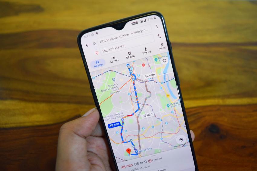 Google ukončí aplikaci Moje Mapy, čím ji chce nahradit?