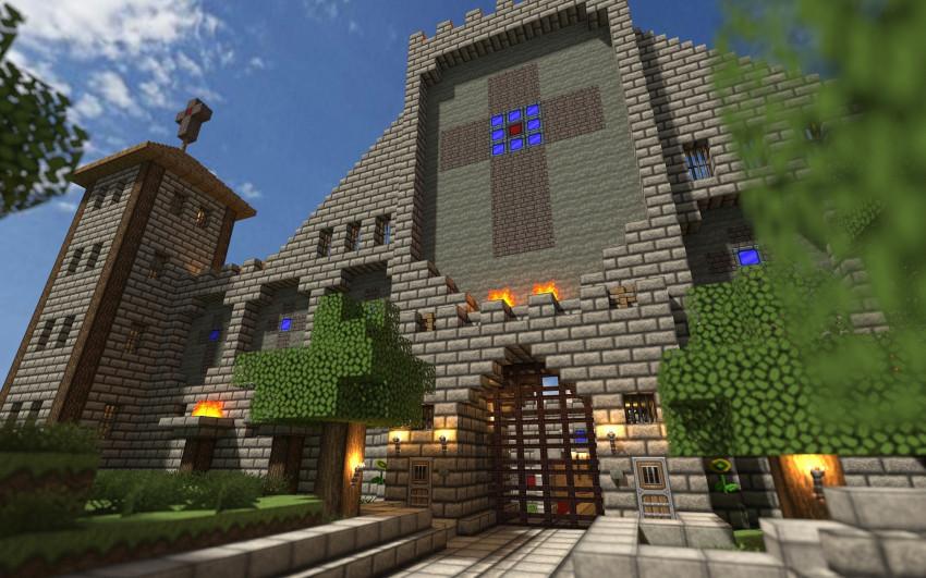 Mapa Minecraftu vypadá realističtěji než fotografie