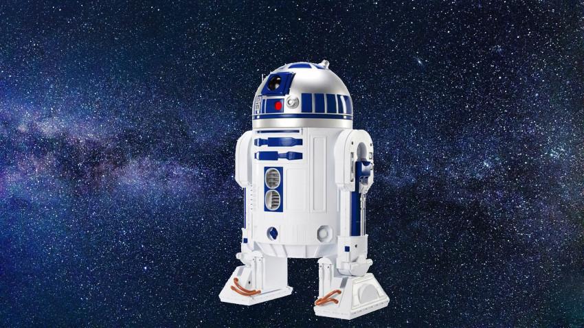 Tamagotchi je zpět s robotem R2-D2 jako mazlíčkem