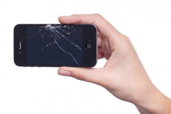 IPhone nesmíte použít jako navigaci, jinak ho trvale poškodíte, tvrdí společnost Apple