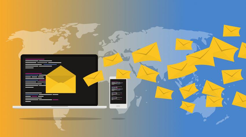 Kolik je třeba e-mailů k úspěšnému prodeji? Obchodníci musí odeslat osm zpráv, zjistil Pipedrive