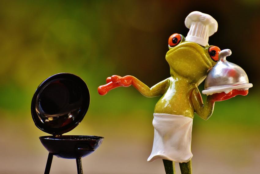 Nová kuchařská osobnost vás naučí jednoduše a levně jísti zdravě a hravě