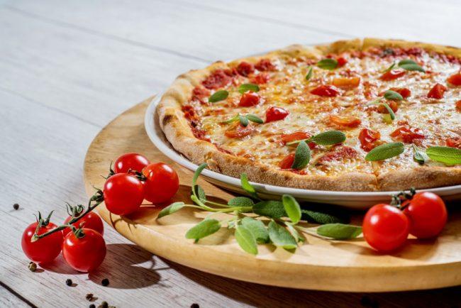 Máme tip na dlouhé zimní večery – vyzkoušejte mini pizzu