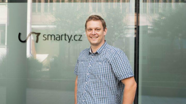 Nově uvedenou vlastní značku počítačů má u Smarty na starosti Tomáš Jílek