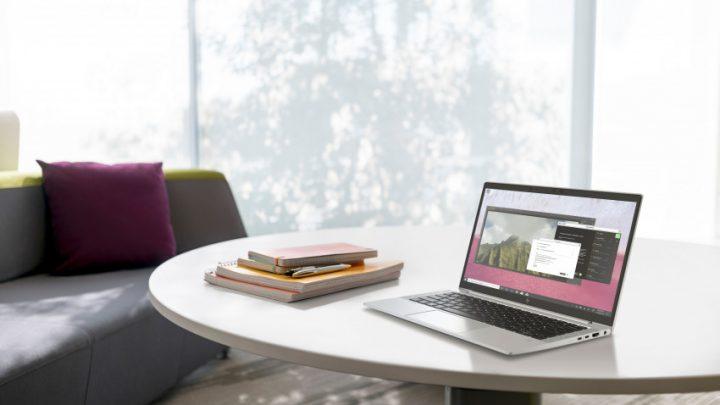 HP ProBook 635 Aero je ideální pro home-office