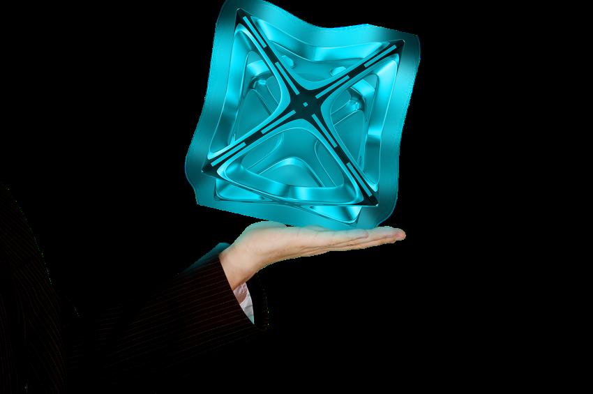 Hologramy na tvrdé světlo nejsou sci-fi, Rimmer by zajásal